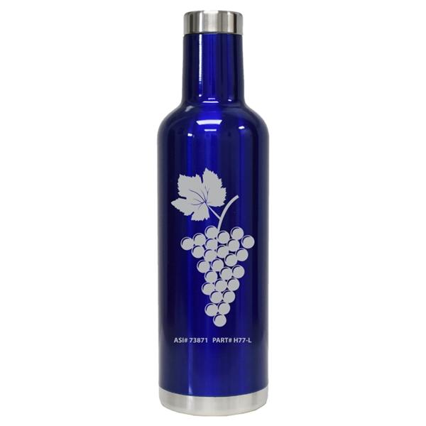 25oz Stainless Wine Bottle