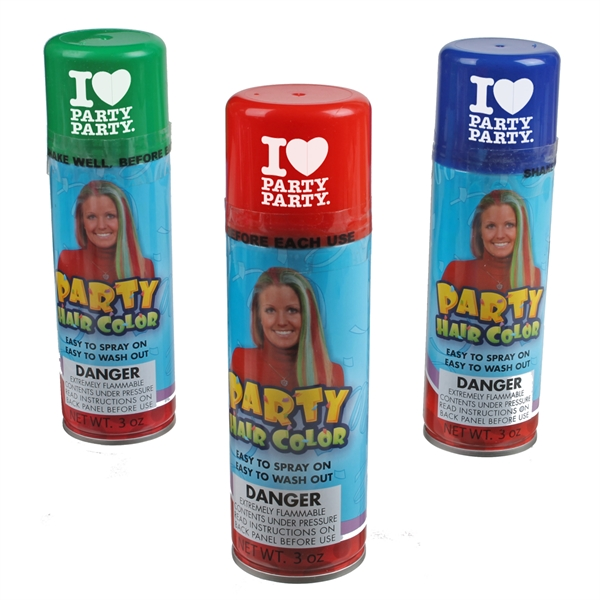 Party Hair Spray