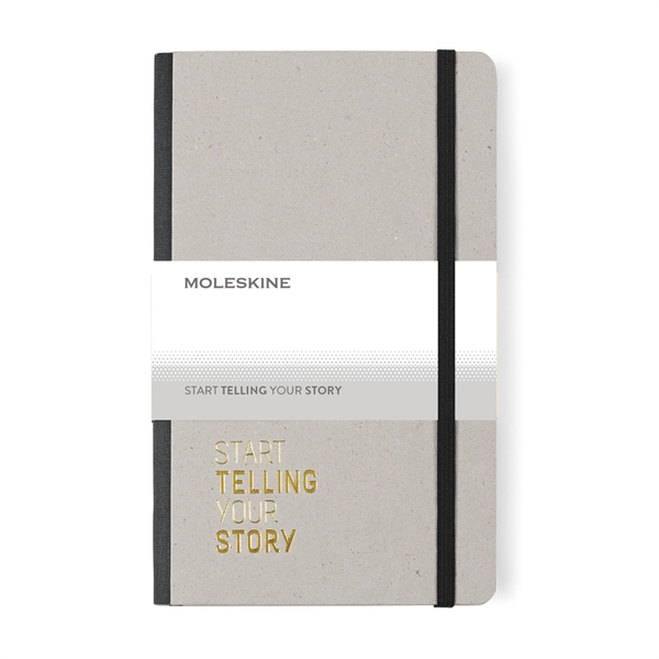 Moleskine® Time Collection Ruled Notebook