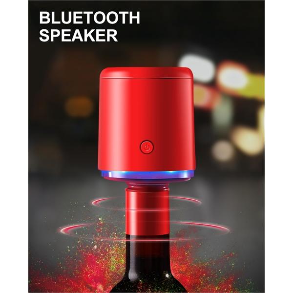 Bottle Bluetooth TWS Speaker