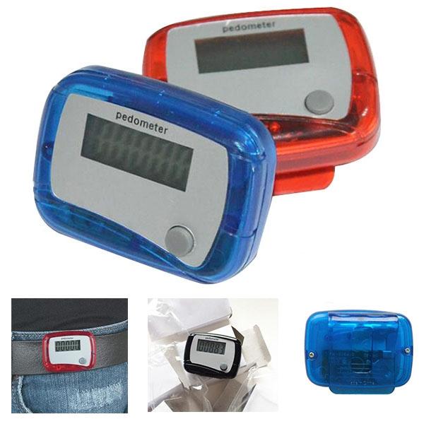 Pedometer W/ Belt Clip