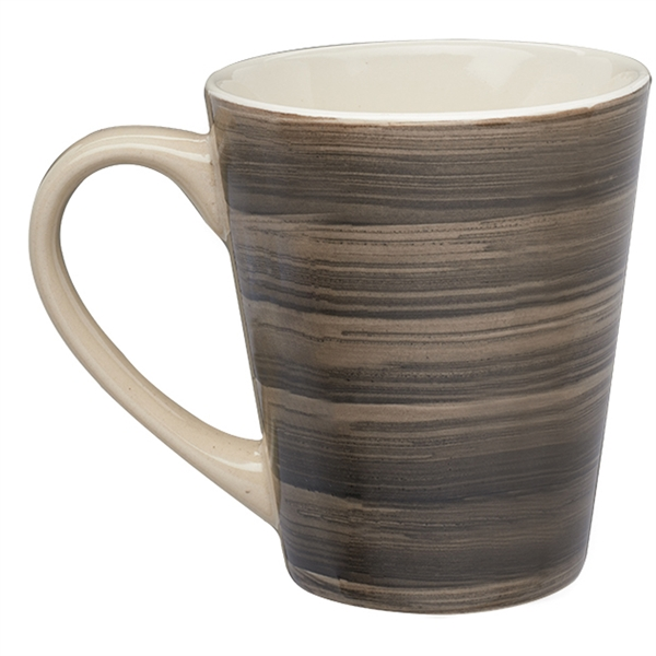 12 oz. Brushstroke Latte Mug