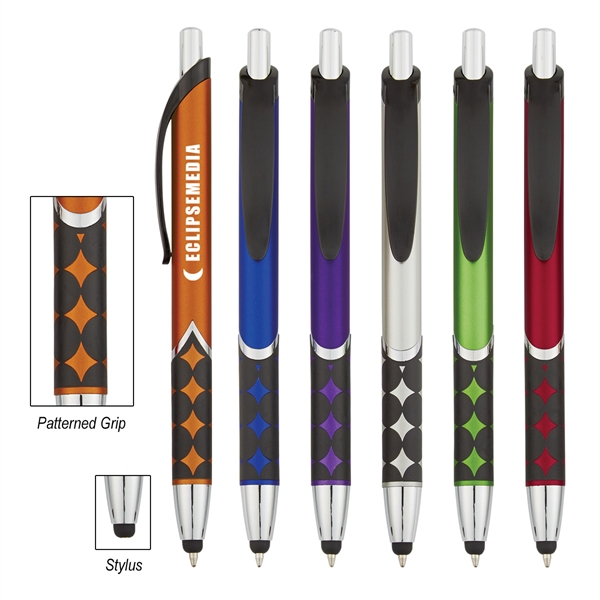 Cirque Metallic Stylus Pen