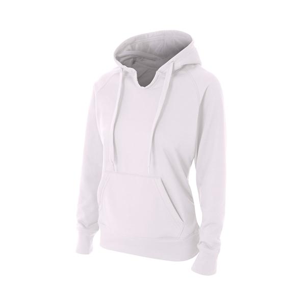 A4 Ladies' Tech Fleece Hoodie