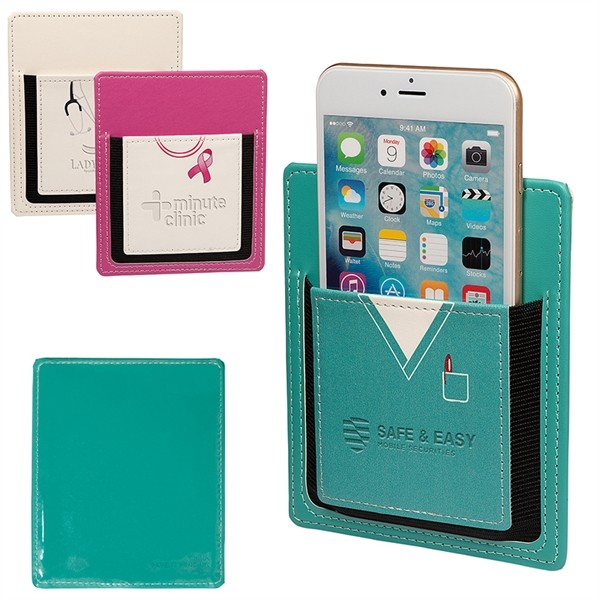 Leeman™ Medical Theme Handy Pocket/Phone Holder