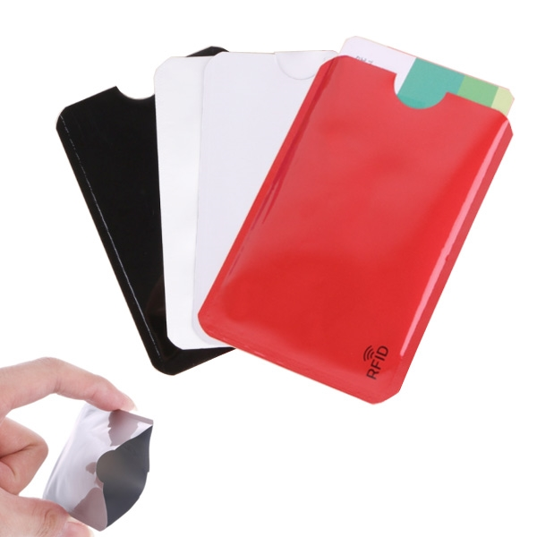 Credit Card Protector Sleeve