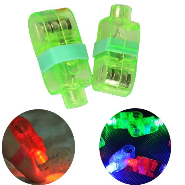 LED Glow Finger Light Ring