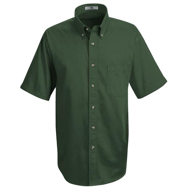Lee Meridian Short Sleeve Performance Twill Shirt Long Sizes