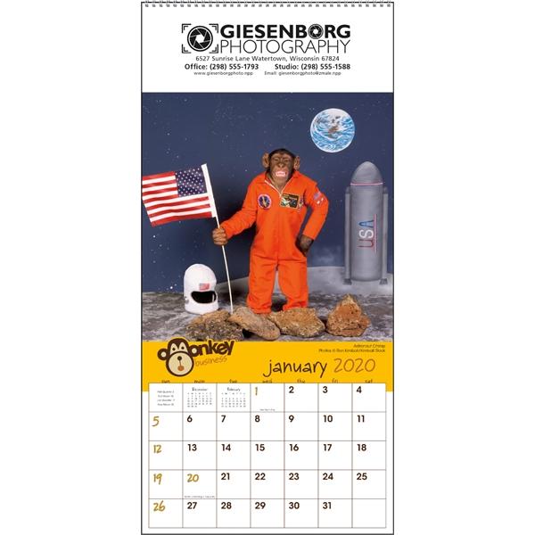 Monkey Business 2020 Calendar