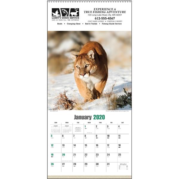 Sportsman 2020 Calendar