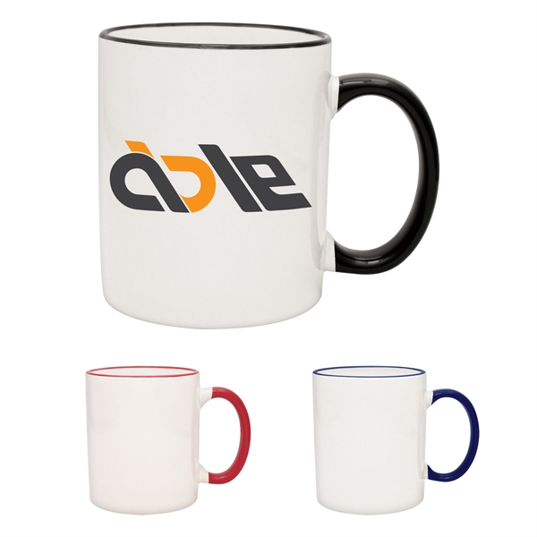 Duo-Tone Collection Mug