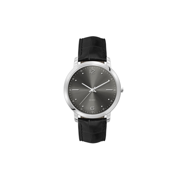 Men's 40mm Metal Case Men's 40mm Metal Case with 3-Hand m...