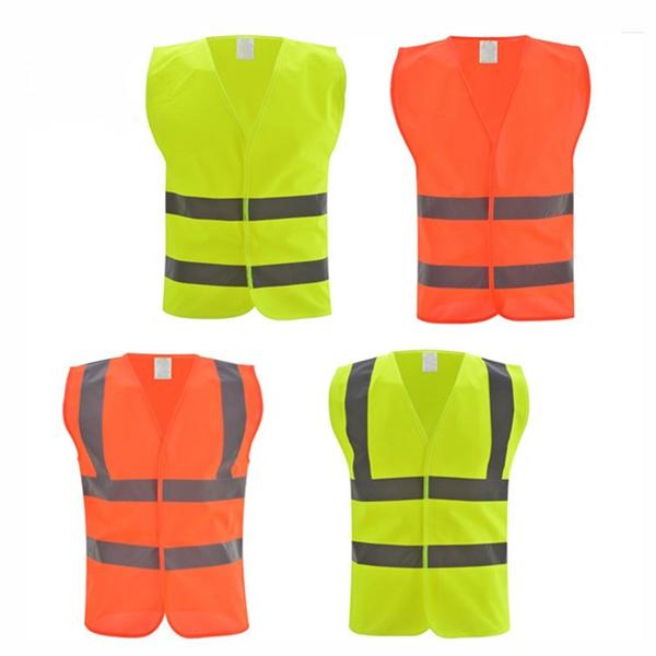 Reflective Safety Vest ANSI/ISEA Standard