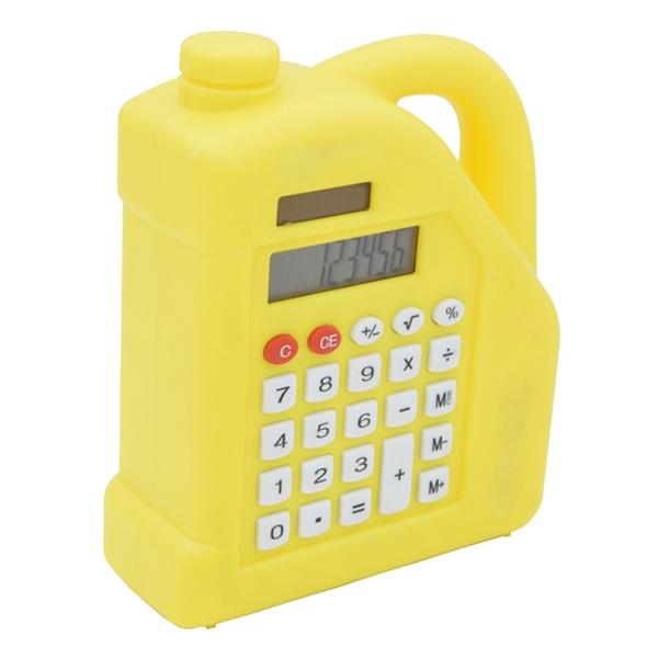 Gasoline Can Calculator