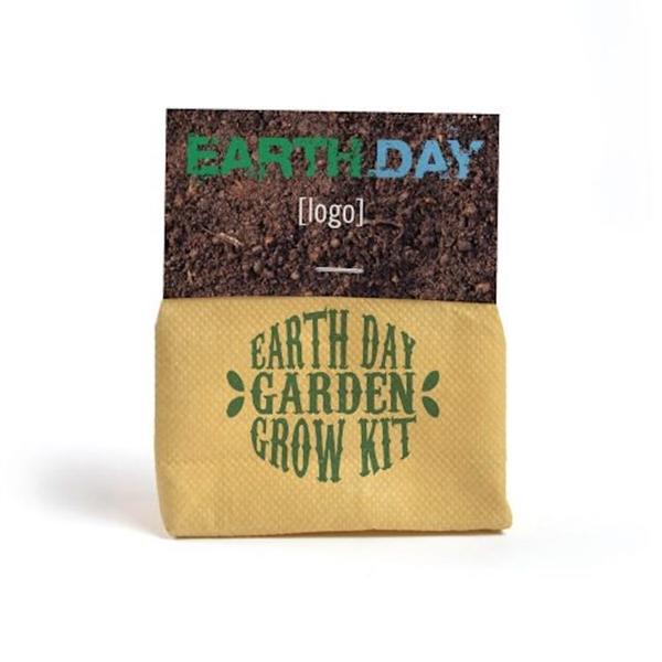 Earth Day Garden Grow Bag