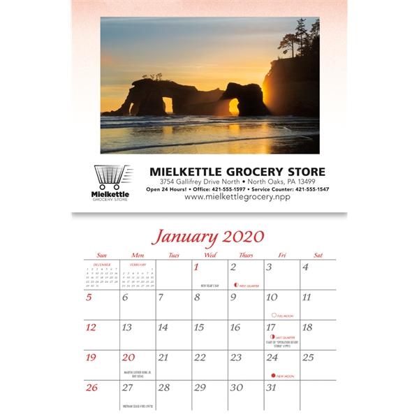 Recipe 2020 Calendar