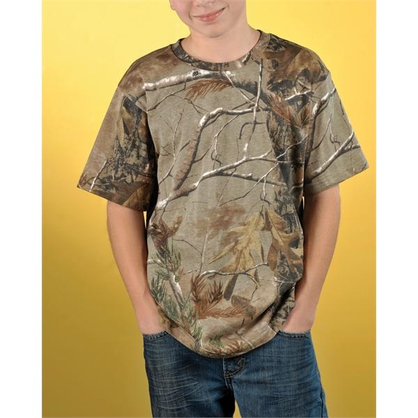 Code Five Youth Realtree Camo T-Shirt