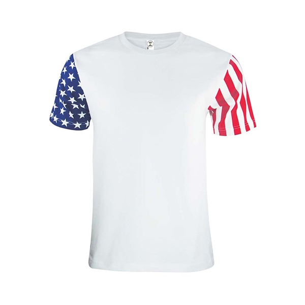 Code Five Men's Stars & Stripes T-Shirt