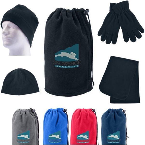 Jet Fleece Winter Set