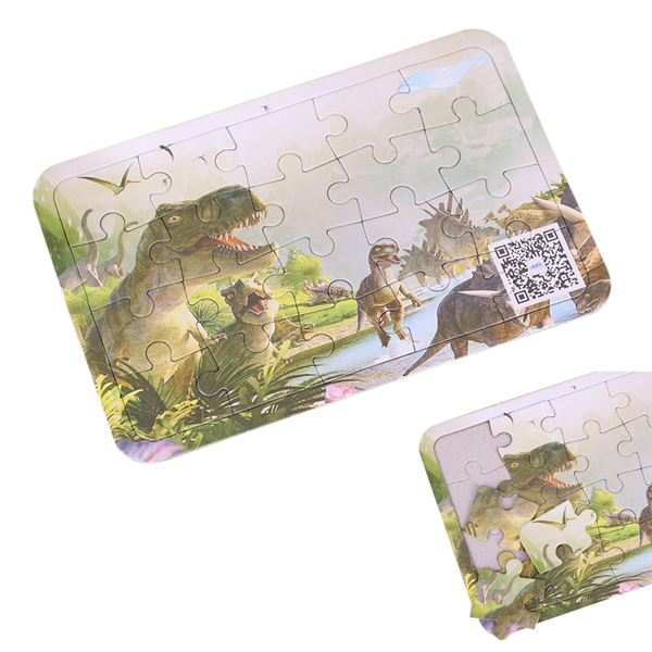 Full color Children's Jigsaw Puzzle