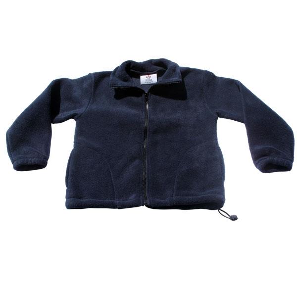 Youth Recycle Microfleece Jacket