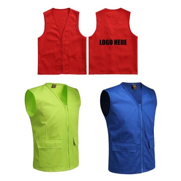 Custom Adult Volunteer Uniform Vest