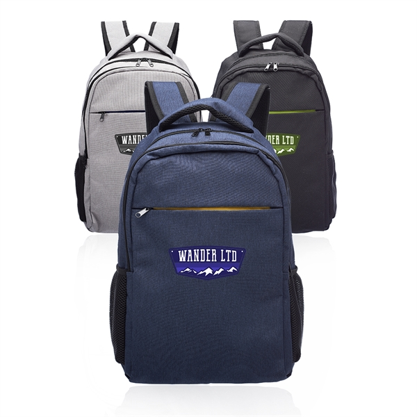 Tempe Backpack with Laptop Pocket