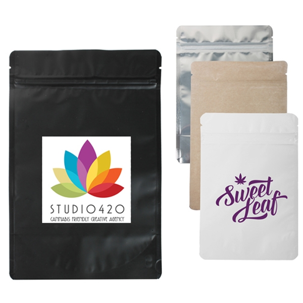 1/2 oz Smell Proof Bag
