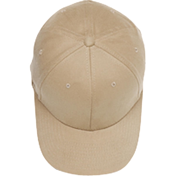 Yupoong Flexfit Brushed Twill Cap - Dark/All