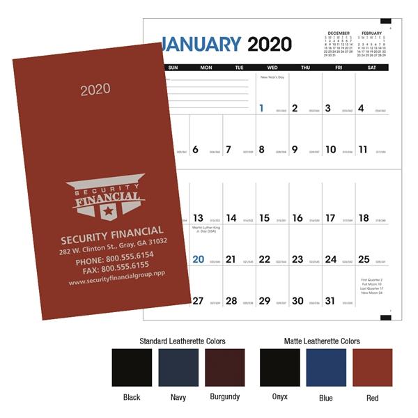 Monthly Pocket 2020 Planner