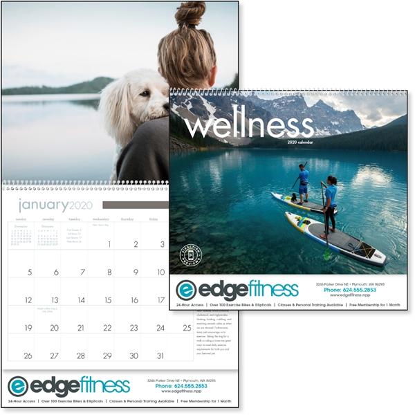 Wellness 2020 Calendar