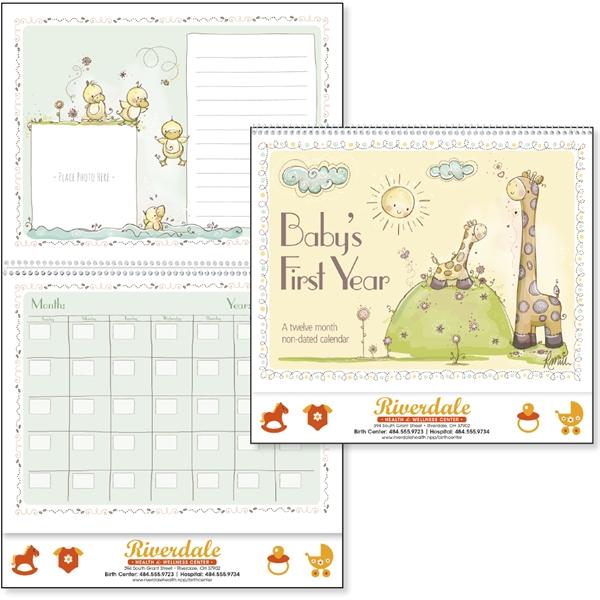 Baby's First Year 2020 Calendar