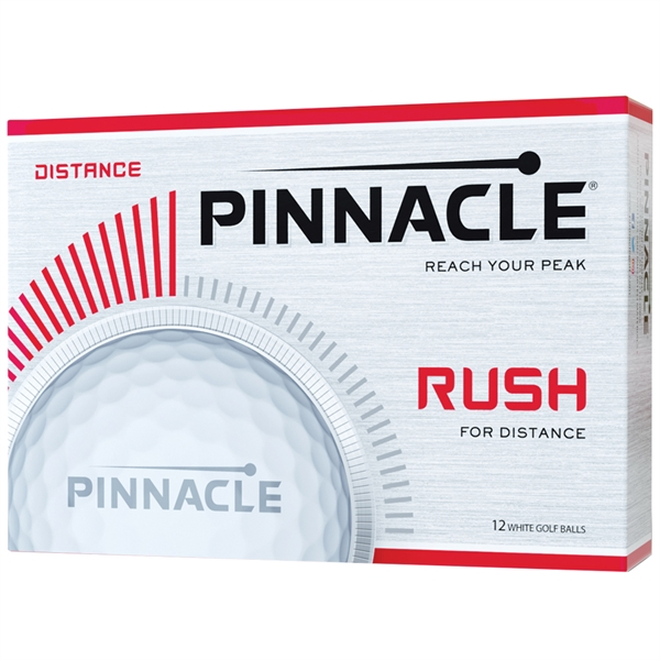 Pinnacle® Rush Golf Ball