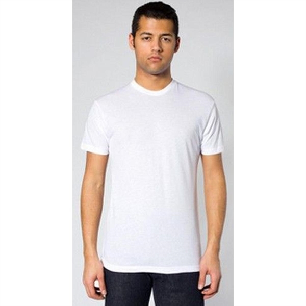 American Apparel Adult Poly Cotton Tee -