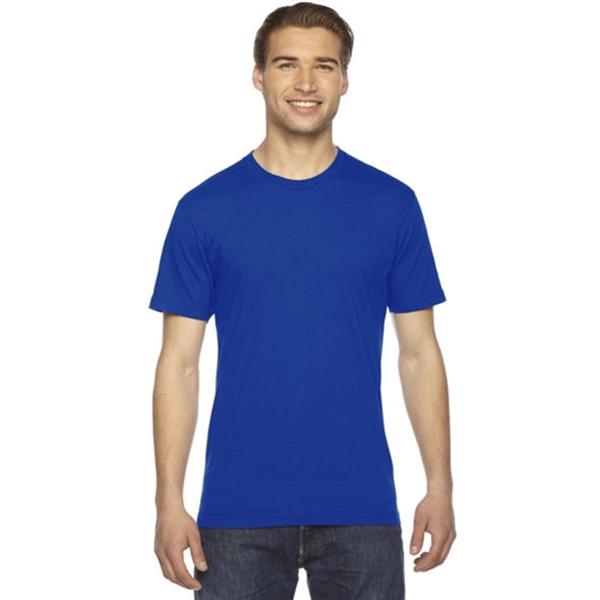 American Apparel Short Sleeve Fine Cotto