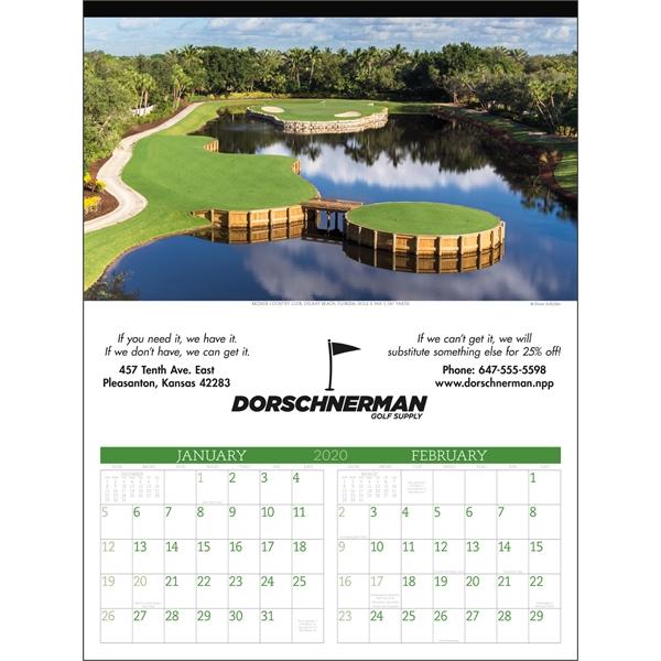 Executive Golf 2020 Calendar