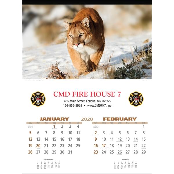 Wildlife 2020 Calendar