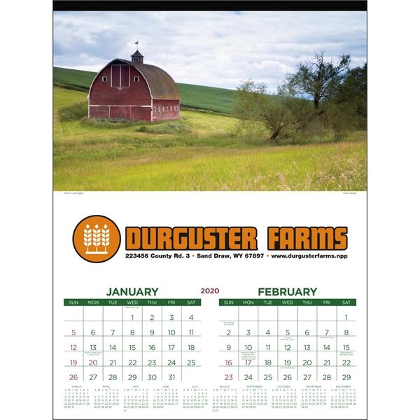 Agriculture 2020 Calendar