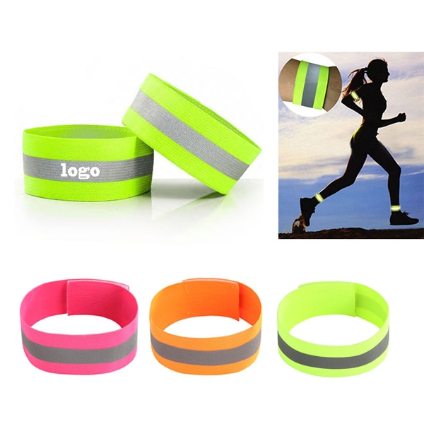 High Visibility Reflective Ankle Bands