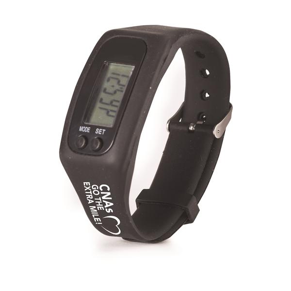 CNA Fitness Watch Pedometer