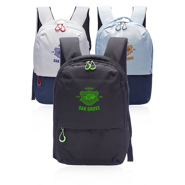 Athens Backpack with USB Cable