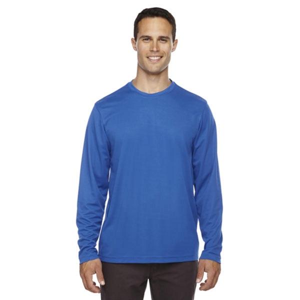 Core 365 Men's Agility Performance Long-Sleeve T-Shirt