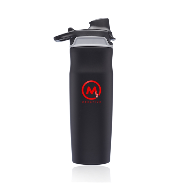 20 oz. Juno Water Bottle with Flip Lid