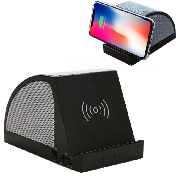 Wireless Charging Speaker