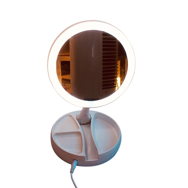 LED make-up mirror