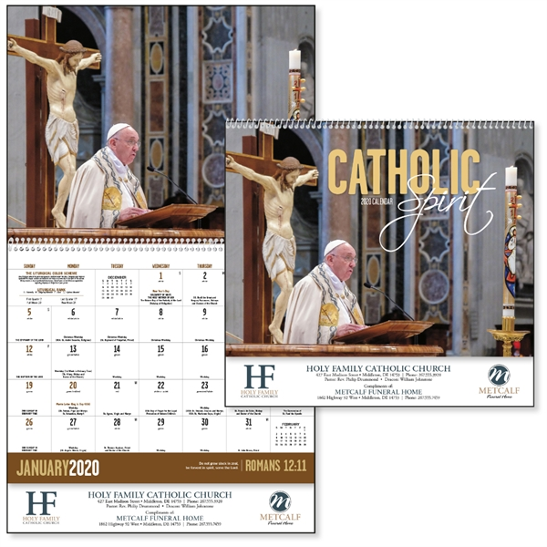 Catholic Spirit 2020 Calendar