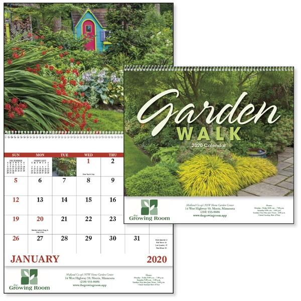 Spiral Garden Walk Lifestyle 2020 Appointment Calendar