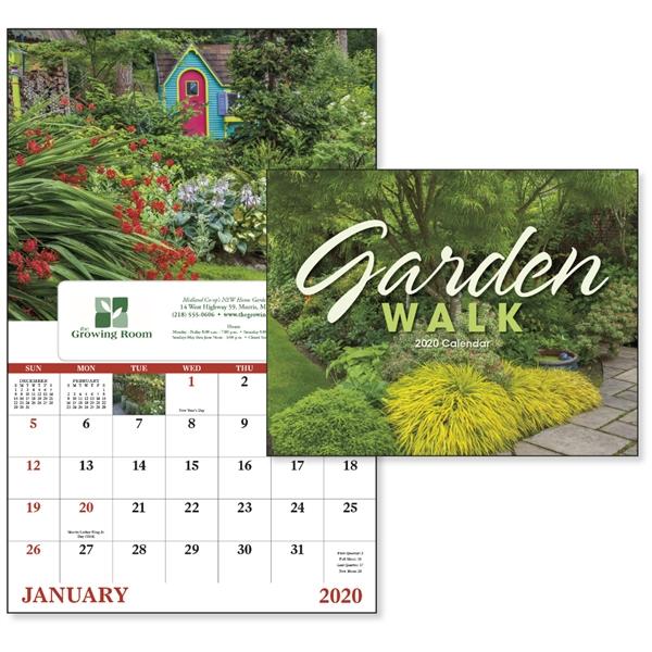 Window Garden Walk Lifestyle 2020 Appointment Calendar