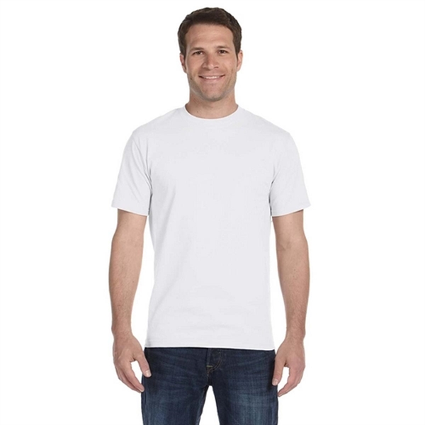 Hanes Heavyweight 100% Cotton Tee - White/Neutral