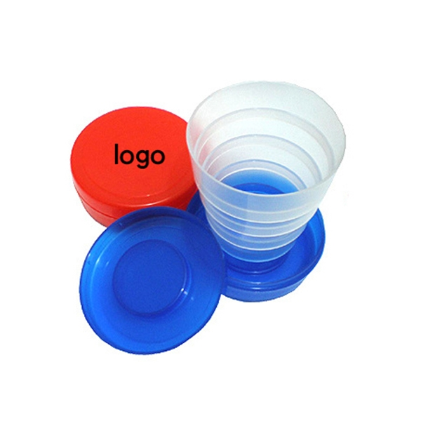 Plastic Collapsible Cup